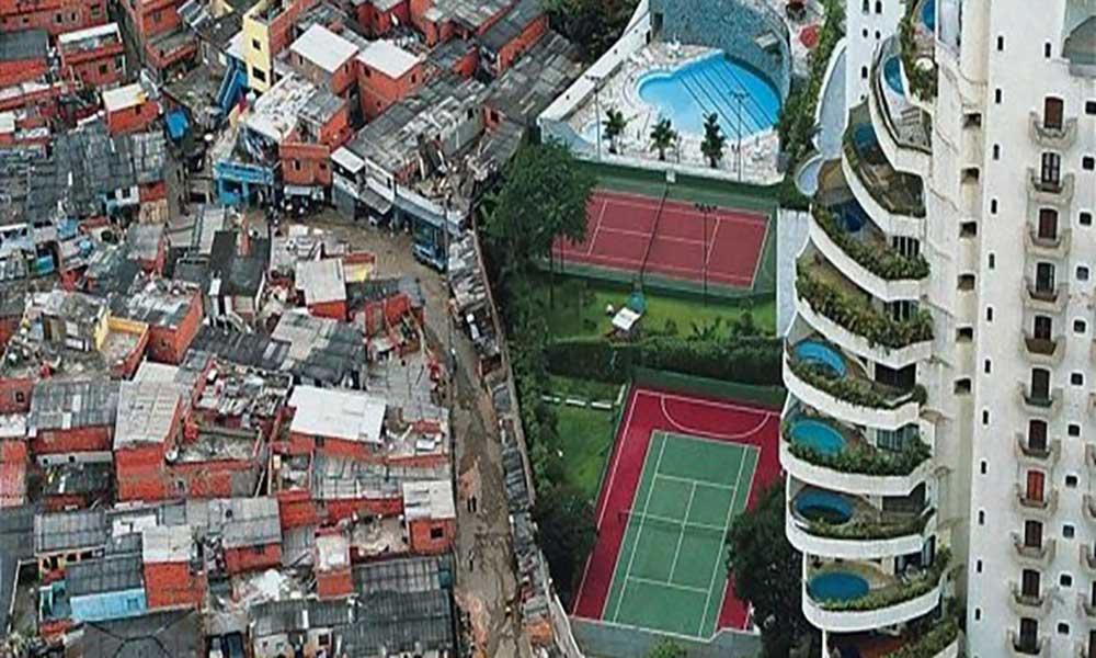 Brasil: Estudo recomenda prioridadeao combate às desigualdades regionais