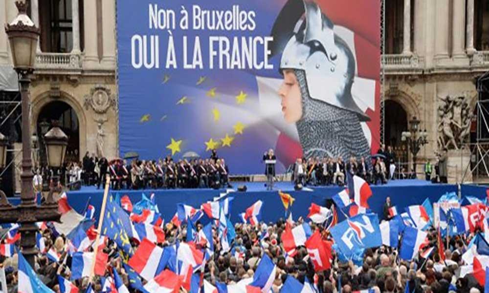 França: Frente Nacional debate refundação do partido