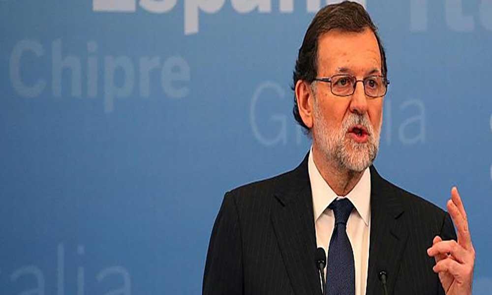 """Espanha: Rajoy adverte que insistir no referendo na Catalunha só causa """"tensão"""""""