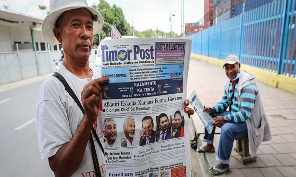Timor-Leste: EUA felicitam Díli por votação credível e pacífica