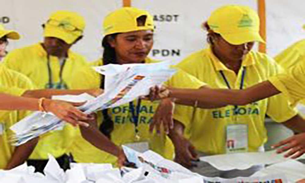 Timor-Leste: Tabulação nacional confirma vitória da Fretilin nas Legislativas