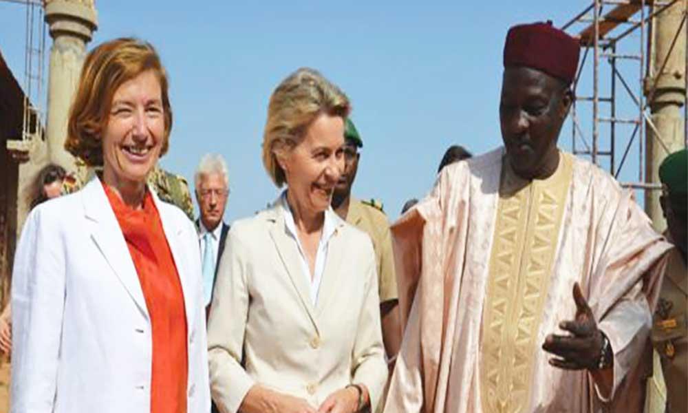Alemanha e França apoiam Níger na luta contra o terrorismo