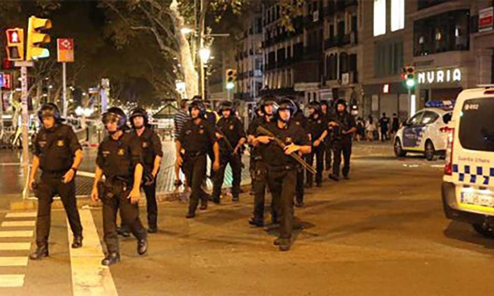 Espanha: Polícia faz terceira detenção relacionada com ataque de Barcelona