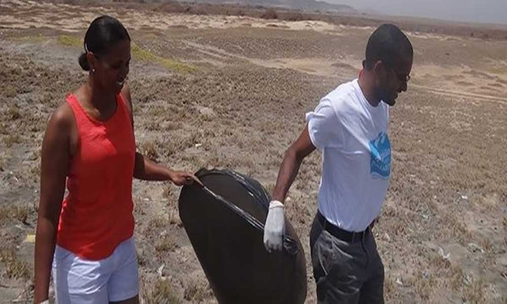 Maio recebe campanha geral de limpeza