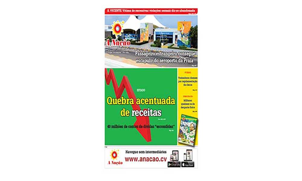Destaques da edição 518 do Jornal A NAÇÃO