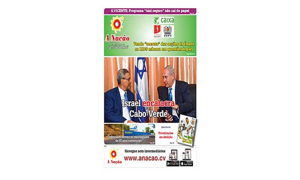 Destaques da edição 519 do Jornal A NAÇÃO
