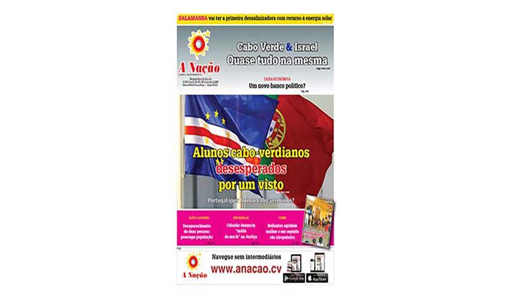 Destaques da edição 520 do Jornal A NAÇÃO