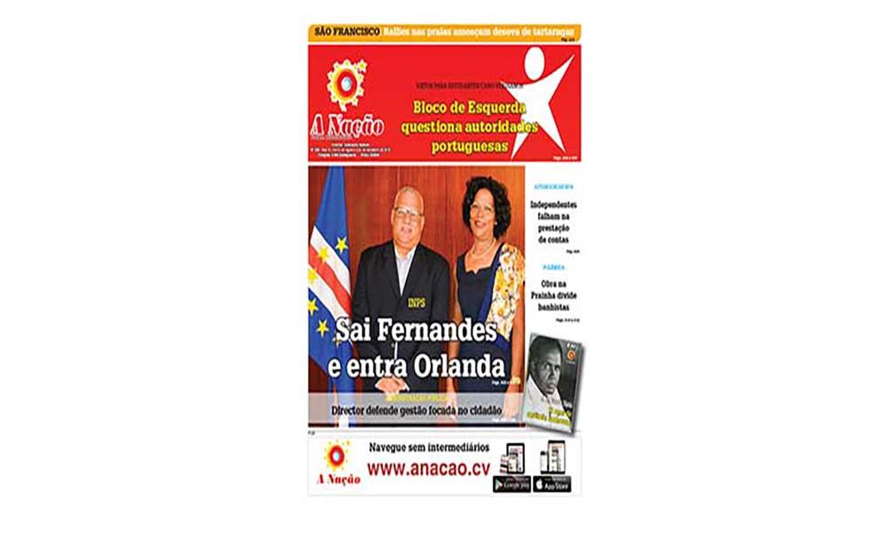 Destaques da edição 522 do Jornal A NAÇÃO