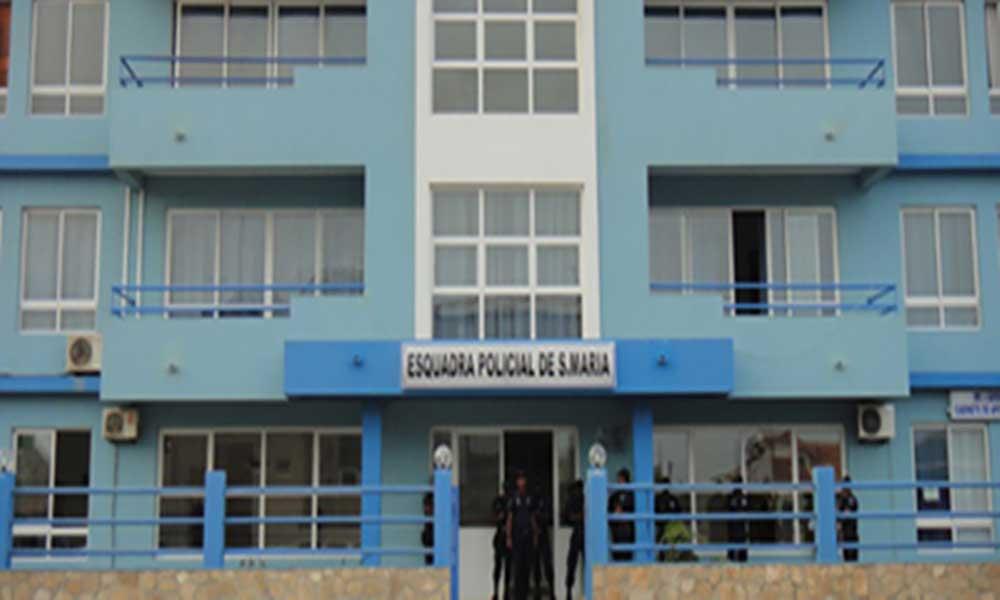 Policia Nacional detém indivíduos e apreende objetos na Ilha Do Sal