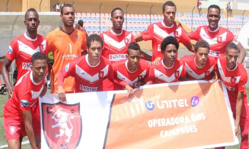 Nacional de futebol: Mindelense indisponível para as partidas restantes