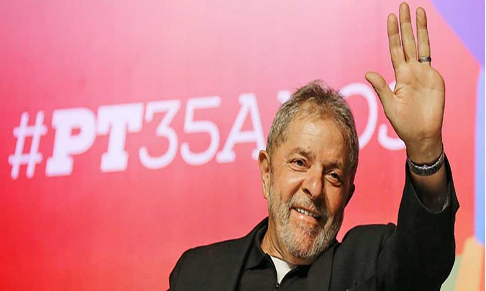 Brasil: Lula da Silva reafirma que será candidato nas Presidenciais