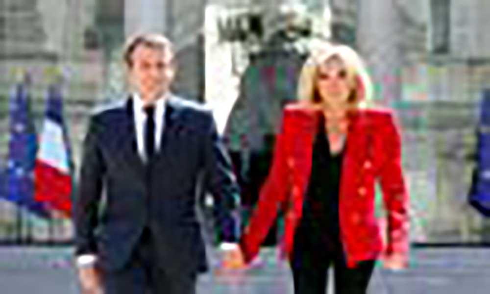 """França: Brigitte Macron quer """"funções públicas"""" como mulher do Presidente"""