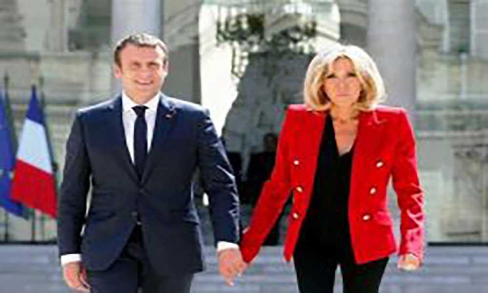 França: Brigitte Macron quer