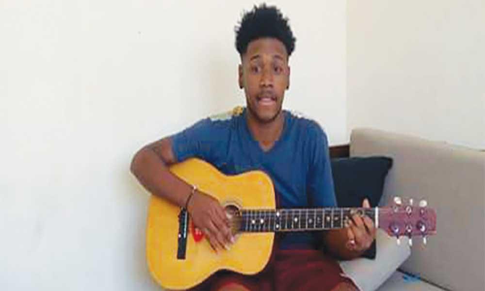 Neguinho Singer: Uma das novas caras do RnB mindelense