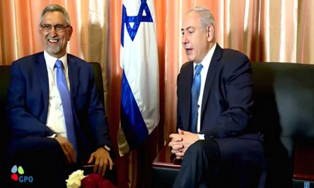 Cabo Verde / Israel: Jorge Carlos Fonseca desmente Netanyahu