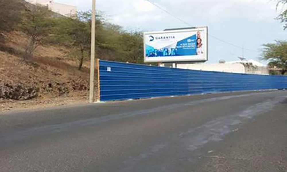 Embaixada de Portugal embarga obra ao representante da UE em Cabo Verde