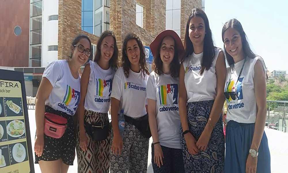 Praia: Universitárias portuguesas terminam missão em Fonton