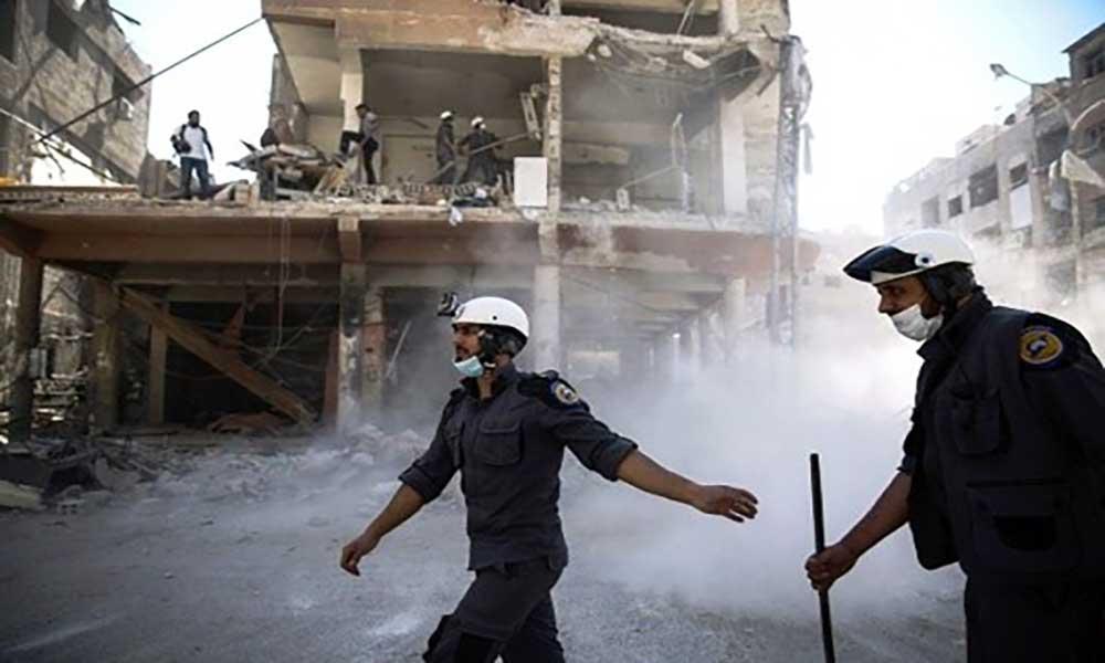 Síria: Sete membros dos Capacetes Brancos foram mortos por desconhecidos