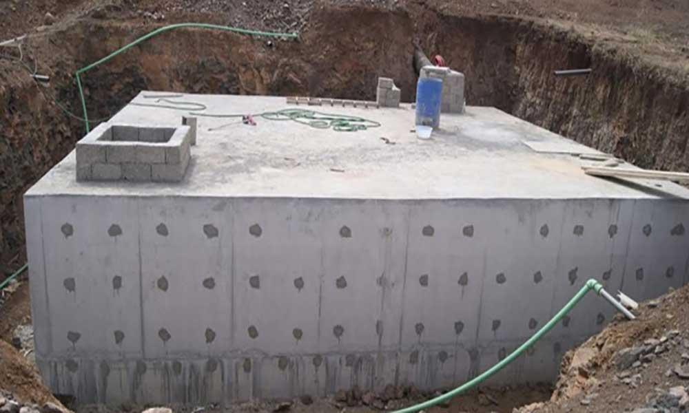 São Domingos: China constrói cisternas nas Aldeia Infantis SOS