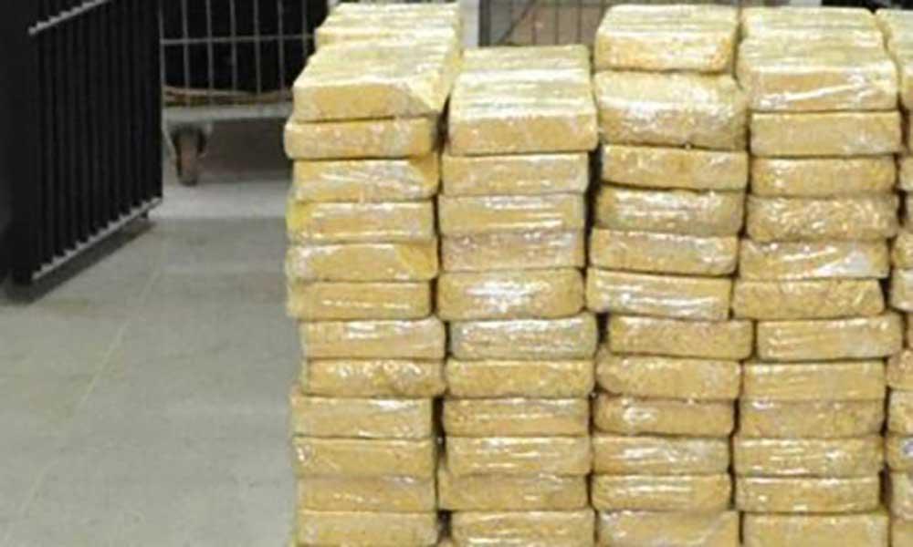 PJ apreende mais de 500KG de cocaína no Mindelo