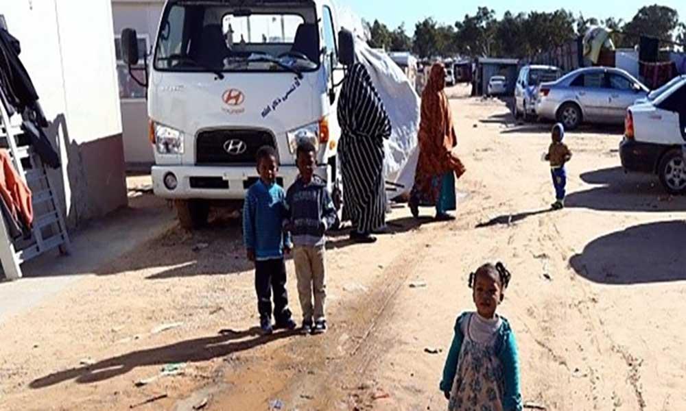 Líbia: Mais de meio milhão de crianças precisam de ajuda humanitária