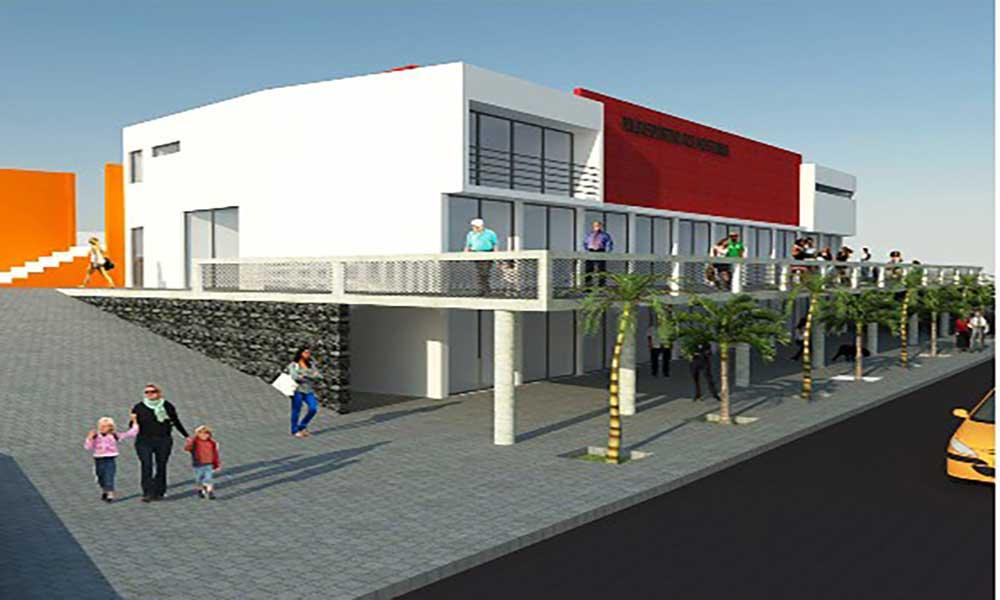 Mosteiros/Fogo: Inaugurada a primeira fase de ampliação e remodelação do polivalente João de Jóia