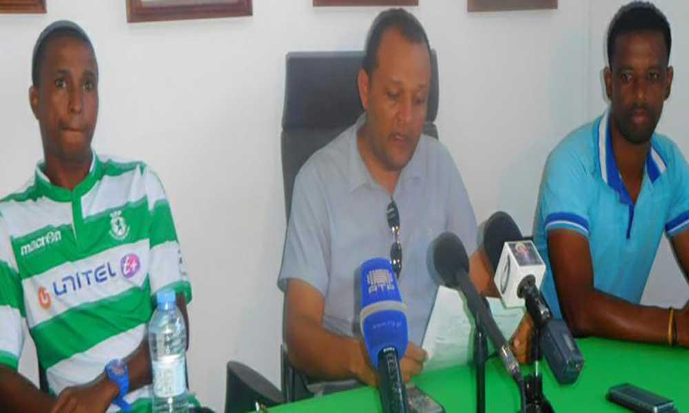 Nacional de Futebol: Sporting da Praia vai exigir indemnização