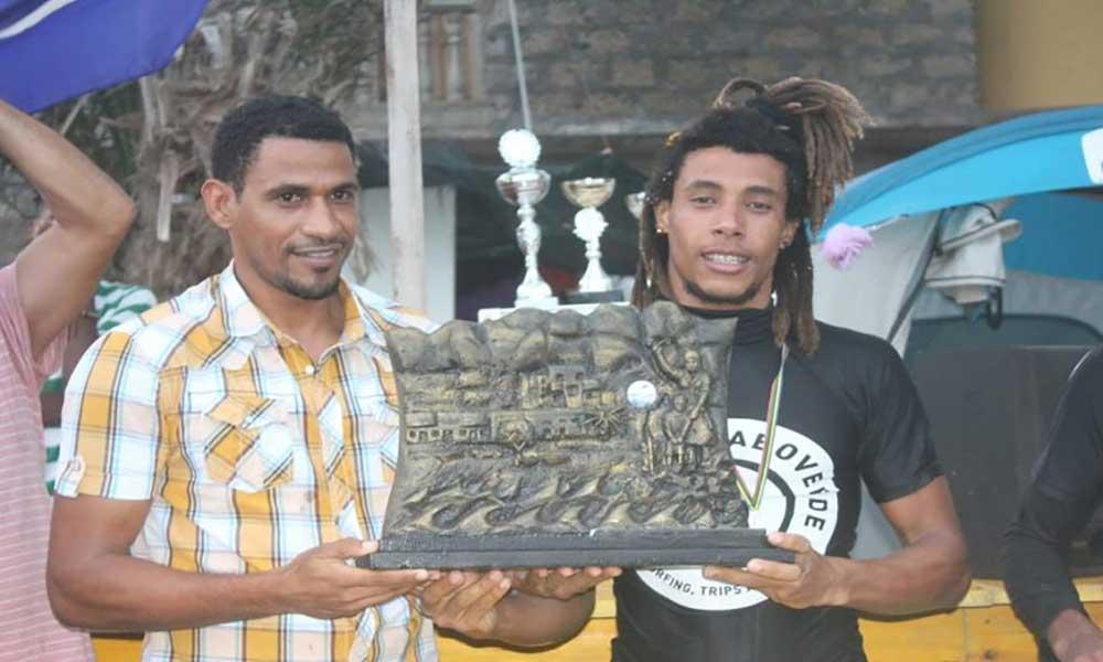 Godel vence V edição do campeonato de bodyboard de Santo Antão