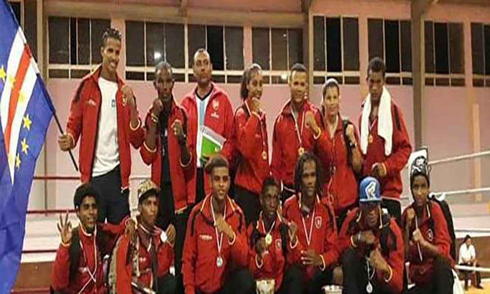 São Vicente leva a melhor no campeonato nacional de boxe
