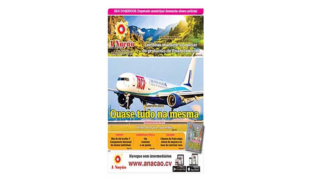 Destaques da edição 523 do Jornal A NAÇÃO