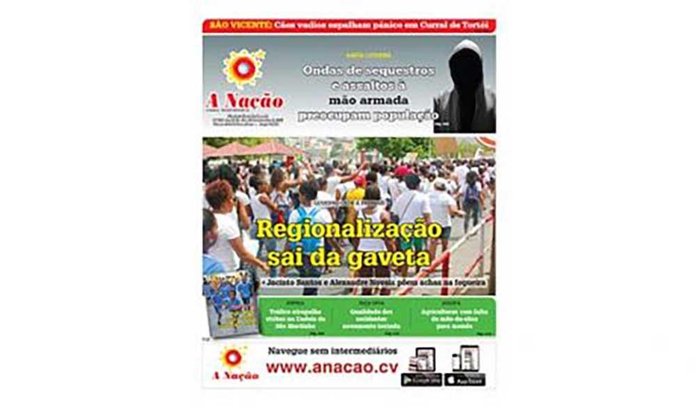 Destaques da edição 524 do Jornal A NAÇÃO