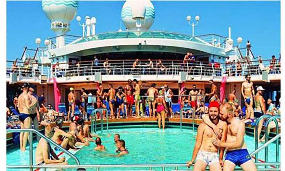 Pela primeira vez vai sair do porto de Lisboa um cruzeiro exclusivamente para gays