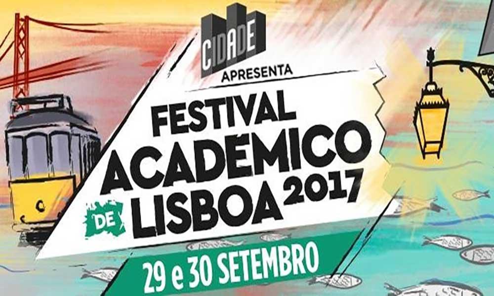 Portugal: Festival Académico de Lisboa começa com música nacional já esta semana