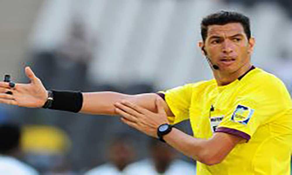 QF Mundial 2018: Egípcio Grisha Ghead dirige o jogo entre Cabo Verde e Senegal