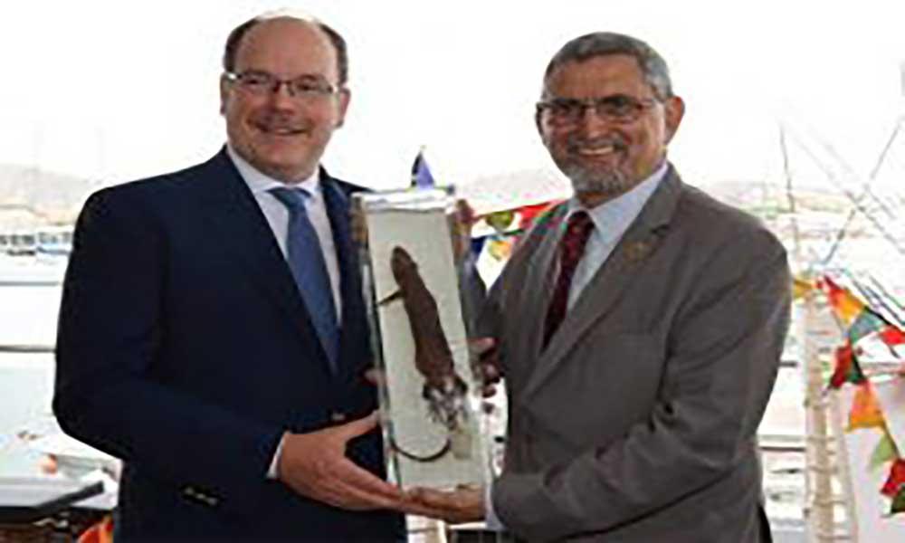São Vicente: Visita de príncipe do Mónaco abre possibilidades de cooperação com Cabo Verde – PR
