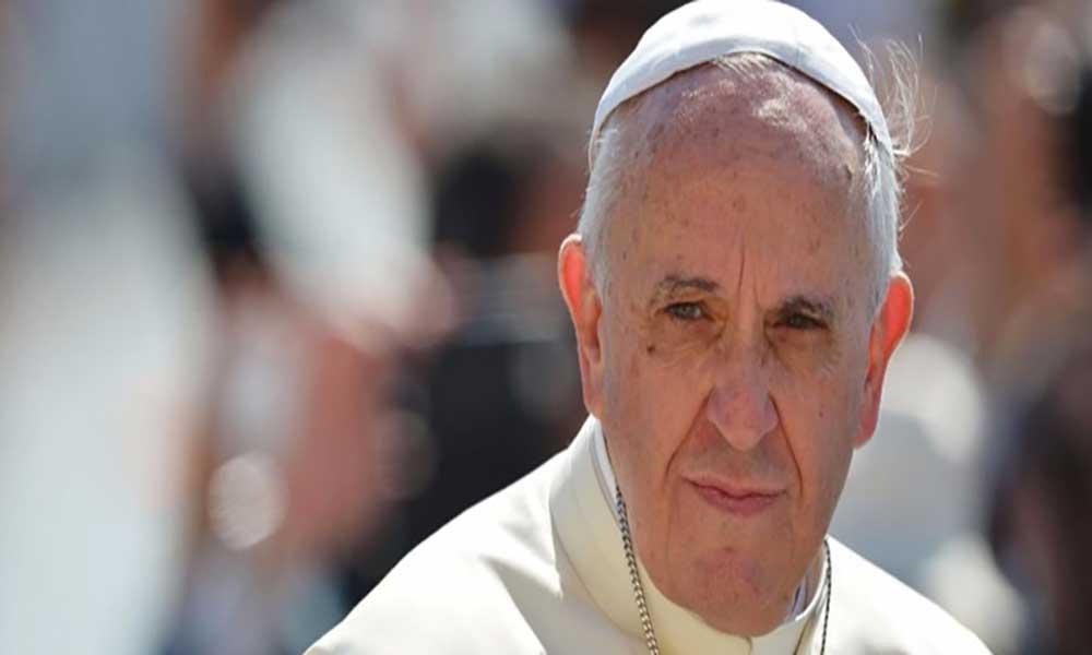 Papa pede à ONU que ajude a Venezuela a sair da crise