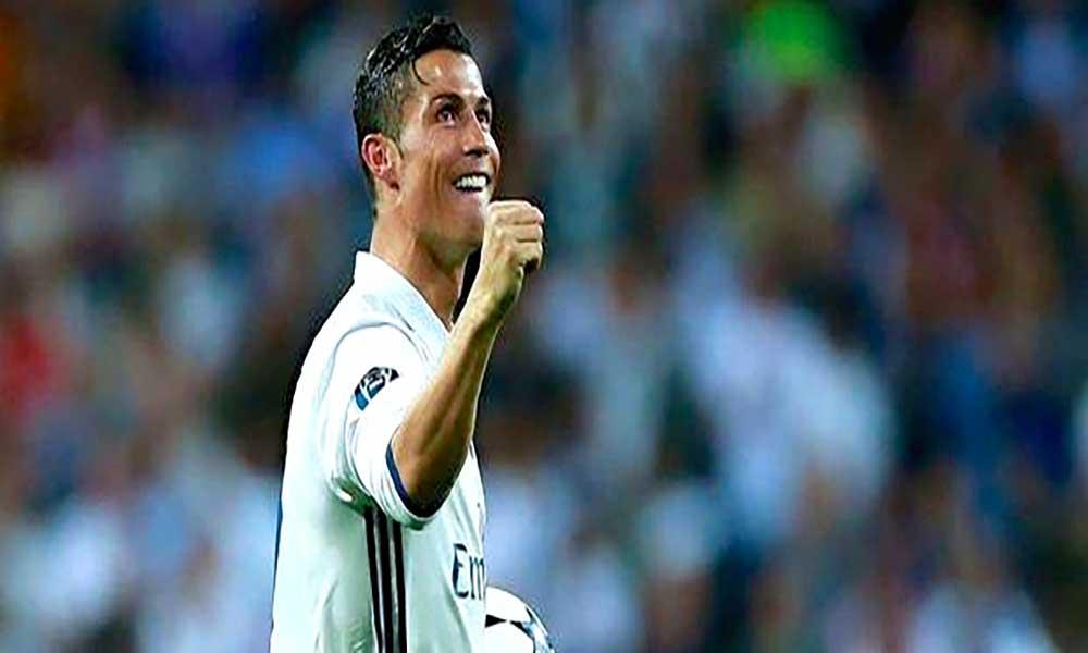 Liga dos Campeões Europeus: Cristiano Ronaldo eleito jogador da semana