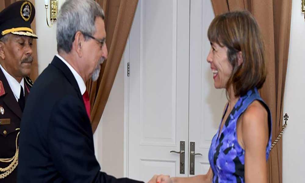 Nova representante da UE para Cabo Verde promete trabalhar na facilitação de vistos