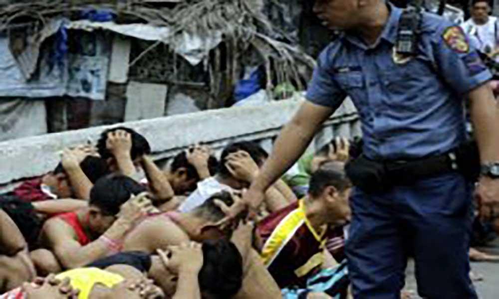 Filipinas rejeitam recomendação contra