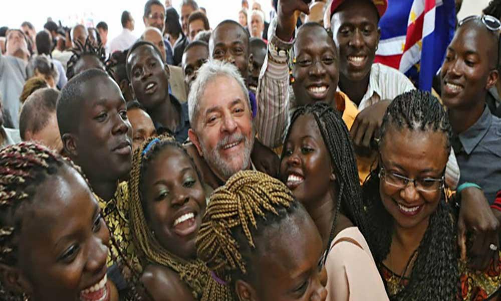Instituto Brasil-África apoia formação para jovens africanos