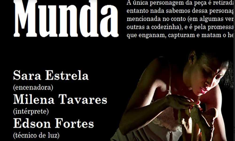 """""""Munda"""" viaja por alguns estados do Brasil"""