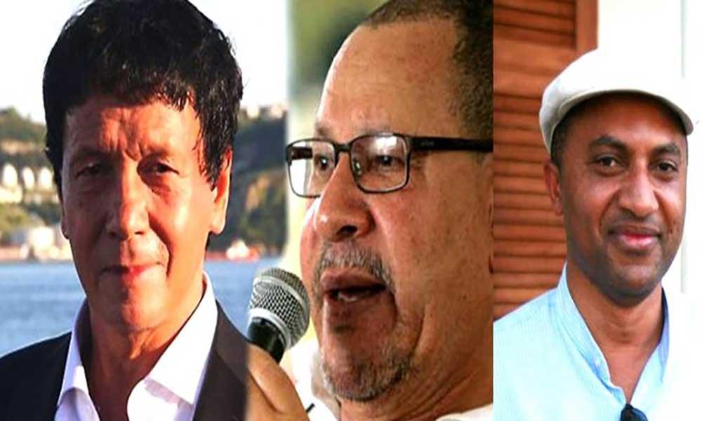 Arménio Vieira, Germano Almeida e José Luiz Tavares descartam Festival Literário Morabeza