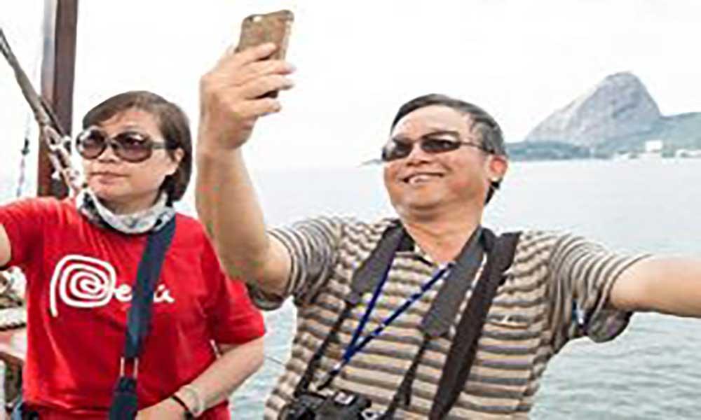 Brasil quer atrair turistas chineses com novas regras para visto
