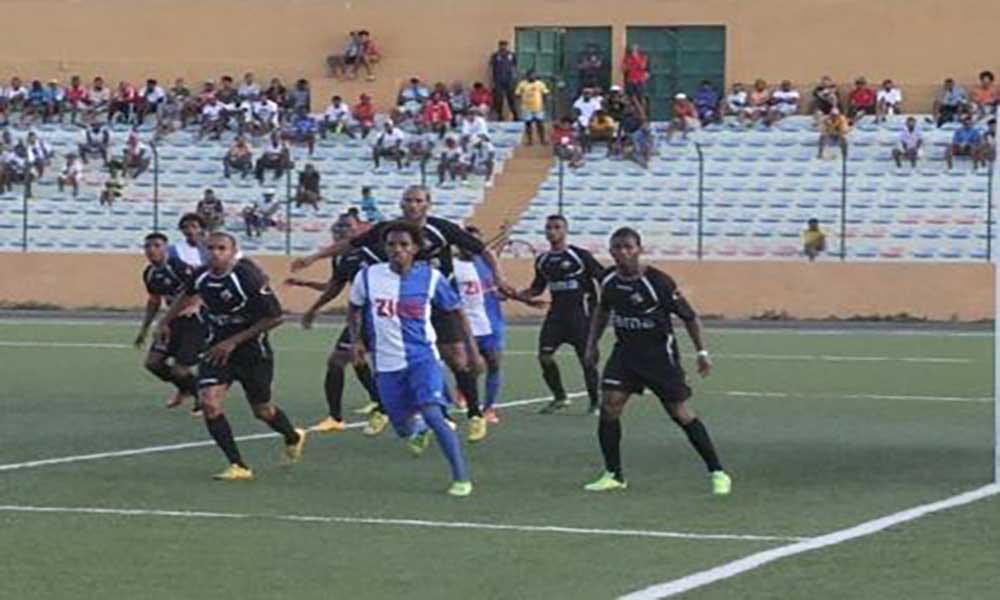 São Vicente: Duelo entre o Derby e a Académica marca jornada inaugural do Torneio de abertura