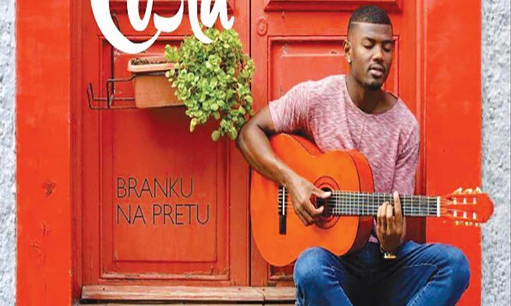 """""""Branku na Pretu"""" é o CD de estreia de Adé da Costa"""