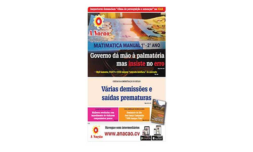 Destaques da edição 527 do Jornal A NAÇÃO