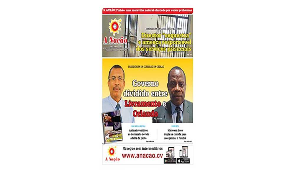 Destaques da edição 530 do Jornal A NAÇÃO