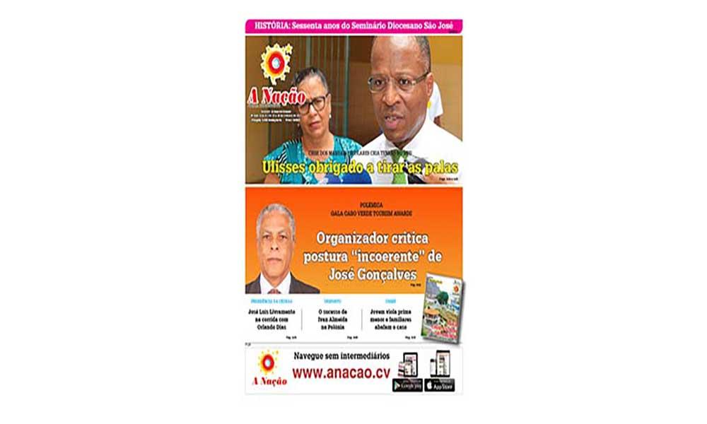 Destaques da edição 528 do Jornal A NAÇÃO
