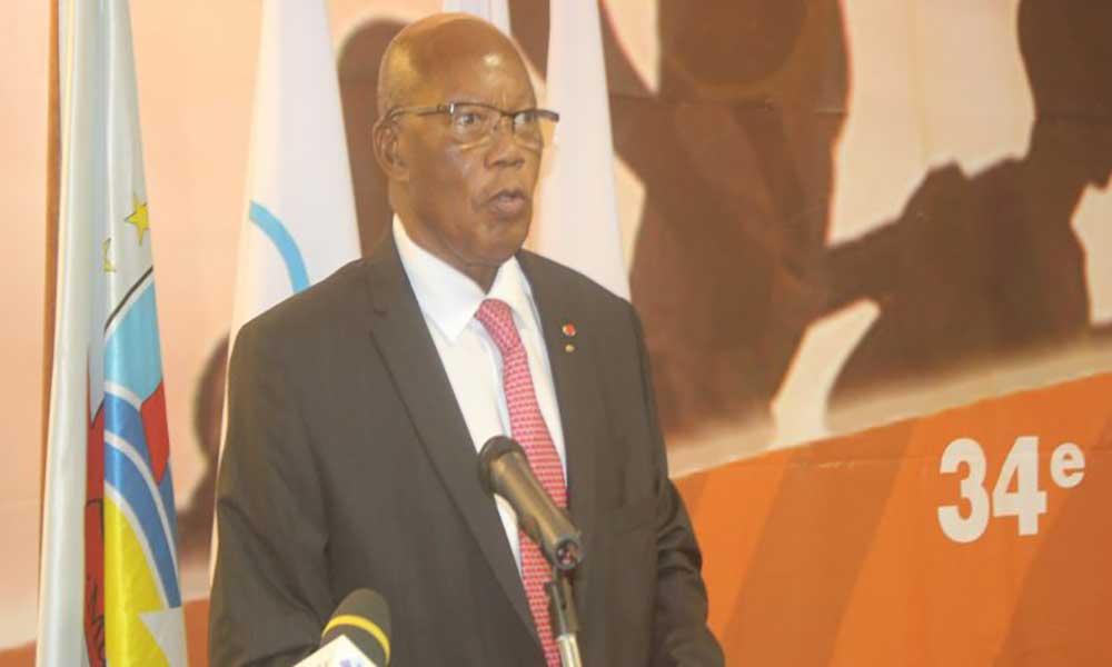 Seminário da ACNOA: Lassana Palenfo faz balanço positivo