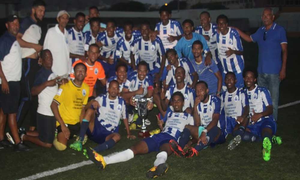 Futebol: Derby conquista supertaça de São Vicente